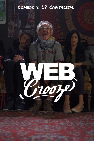 Web Crooze Pilot Poster